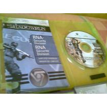 Disco Para Xbox 360 Shdowrun