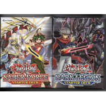 Starter Deck / Saber Force & Dark Legion / Yu-gi-oh!