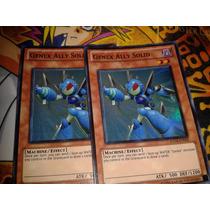 Yugi-oh Genex Ally Solid Super Rara Ha04