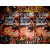Shaman King Booster Pack Tcg 10 Cartas Por Sobre