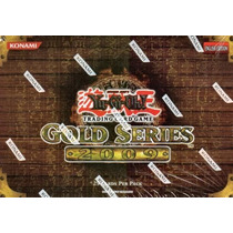 Yu-gi-oh! Gold Series 2 2009 Blister Booster