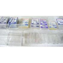 Paquete De Top Loaders Cajas Y Micas P/tarjetas Yugioh!
