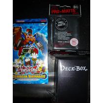 Yu-gi-oh! Deck Geargia Rampage + Micas + Deck Box Combo