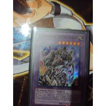 Elemental Hero Gaia Super Yugioh!