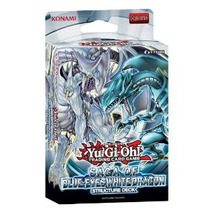 Strcuture Deck Saga Of The Blue-eyes White Dragon