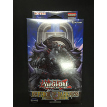 Yugioh Emperor Of Darkness Structure Deck 1st Ingles Sellado