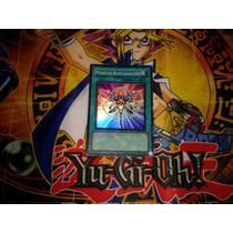 Yugi-oh Monster Reincarnation Super Rara Carta Nueva