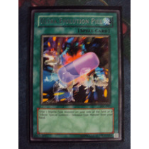 Ultra Evolution Pill Rare Yugioh!