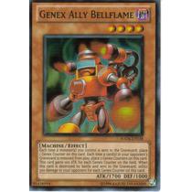 Yugioh **** Genex Ally Bellflame (ha04-en038) **** Yu Gi Oh