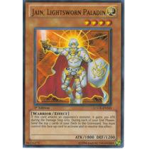 Yugioh Jain, Lightsworn Paladin (lcgx-en245) 1st Yu Gi Oh!
