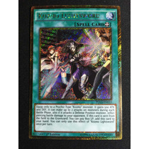 Yugioh Kozmo Lightsword Gold Pgl3-en033