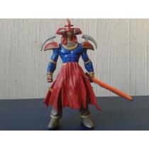 Figura Coleccionable De Yu-gi-oh - Espadachín De La Llama