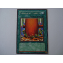 Carta Yu Gi Oh Disparo De Martillo Cod. Sod-sp038 1st
