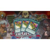 Yugi-oh Monster Slots X3 Comunes Nuevas Phsw