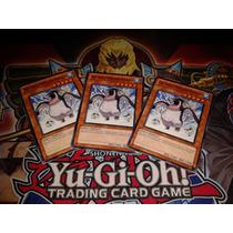 Yugi-oh The Great Emperor Penguin X3 Comunes Genf Nuevas