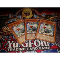 Yugi-oh Flip Flop Frog X3 Comunes Crms Nuevas