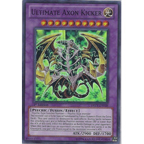 Yugioh Ultimate Axon Kicker 1er Edit Super Rara Drev-039