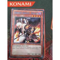 Yugioh Spanish Armed Samurai Ben Kei Blue Rare Dl14-sp-003