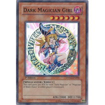 Yugioh Dark Magician Girl Dpyg-en008 Super Rare 1st Edition