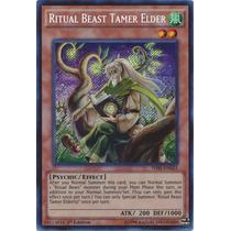 Yugioh-ideaxcomics-ritual Beast Tamer Elder