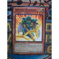 Yugioh Trident Warrior Comun 1st Ys12-en012 X3
