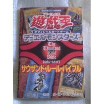 Yu Gi Oh: The Thousand Rule Bible + Carta Edición Limitada
