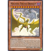 Yugioh **** Malefic Truth Dragon (ct09-en016) **** Yu Gi Oh!