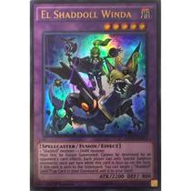 El Shaddoll Winda Ultrarare Nuevo Envio Gratis Por Dhl