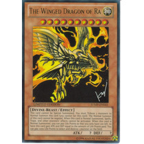 Yugioh ** The Winged Dragon Of Ra (jump-en045) ** Yu Gi Oh!