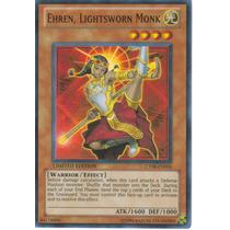 Yugioh *** Ehren, Lightsworn Monk (ct08-en016) *** Yu Gi Oh!