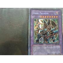 Carta Yu Gi Ho Dark Paladin