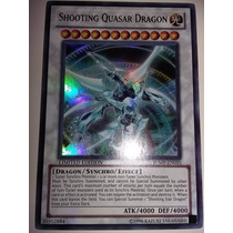 Yugioh Shooting Quasar Dragon Ultra Rare Jump