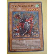 Carta Yu Gi Oh Dragon Armado Lv5