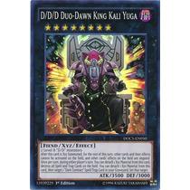 D/d/d Duo-dawn King Kali Yuga - Docs-en050 - Super Rare 1st