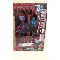 Subasta Monster High Jane Boolitle Nueva