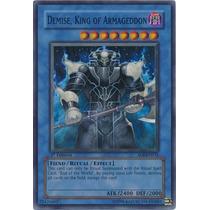 Demise, King Of Armageddon - Soi-en035 - Super Rare