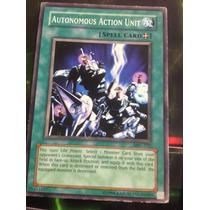 Autonomous Action Unit - Mfc-032 - Common