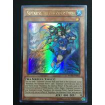 Yugioh Neptabyss The Atlantean Prince Ultra Bosh-en092