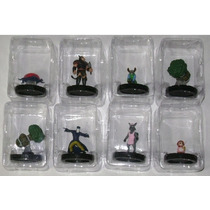 Heroclix Lote De 8 Figuras De Yu-gi-oh! Serie 2