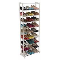 Estante Zapatos Capacidad 30 Pares Zapatera Anaquel Zapatos