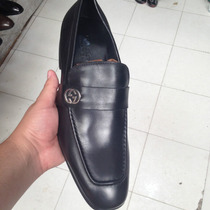 Zapatos Casuales Vestir Ferragamo Gucci Louis Vuitton