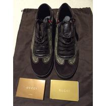 Zapatos Gucci Café 27.5 Cm 42 Europeo
