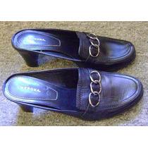 Merona, Zapatos De Piel Núm.5 En México.