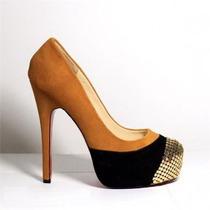 Lote 7 Pares Zapatos Christian Louboutin 5.5 Mex