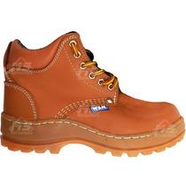 Zapato Bota Wsm 2953 Calzado Industrial Caquillo Policarbona