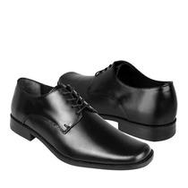 Gran Emyco Zapatos Caballero Vestir Eg-3350 Piel Negro