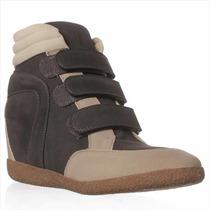 Justfab Keena Fashion Sneaker, Armada
