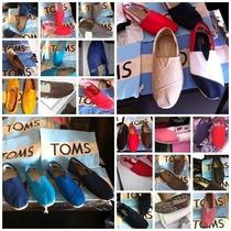 Toms Unisex Mayoreo $ 130