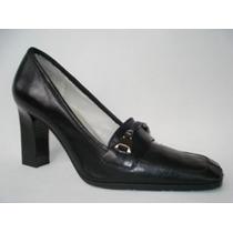 Zapatos Bandolino, Talla 4.5 Mex., 7.5 Usa., Piel.