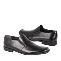 Gran Emyco Zapatos Caballero Vestir Ec-3401 Piel Negro